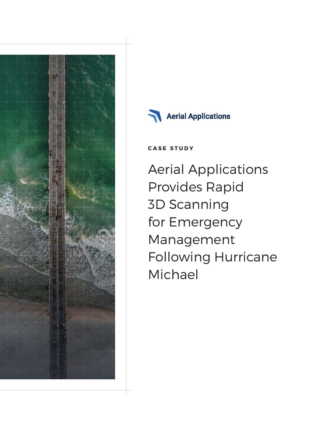 Aerial_Applications_Aerial_Applications_Provides_Rapid_3D_Scanning_for_Emergency_Management_Following_Hurricane_Michael_Case_Study_Featured_Image
